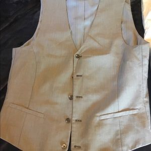 Other - J Ferrar vest, slim fit